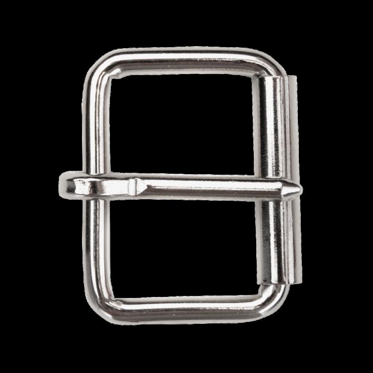 Inox Buckle with loop 10pcs