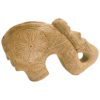 Klitsa handle with carved Maplewood decoration
