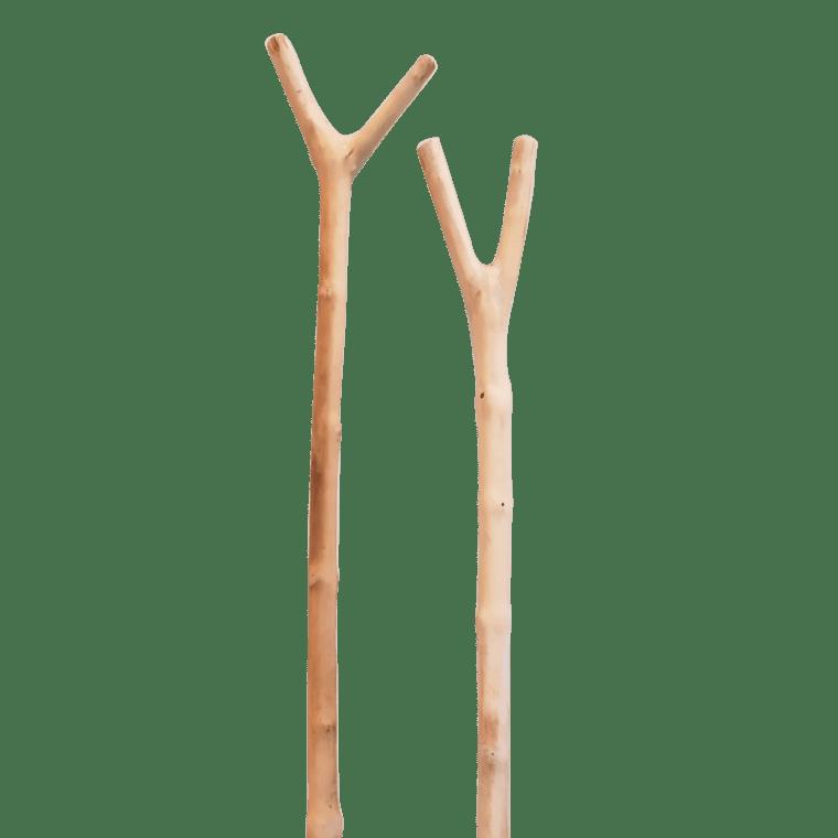 Hiking skull stick 140cm