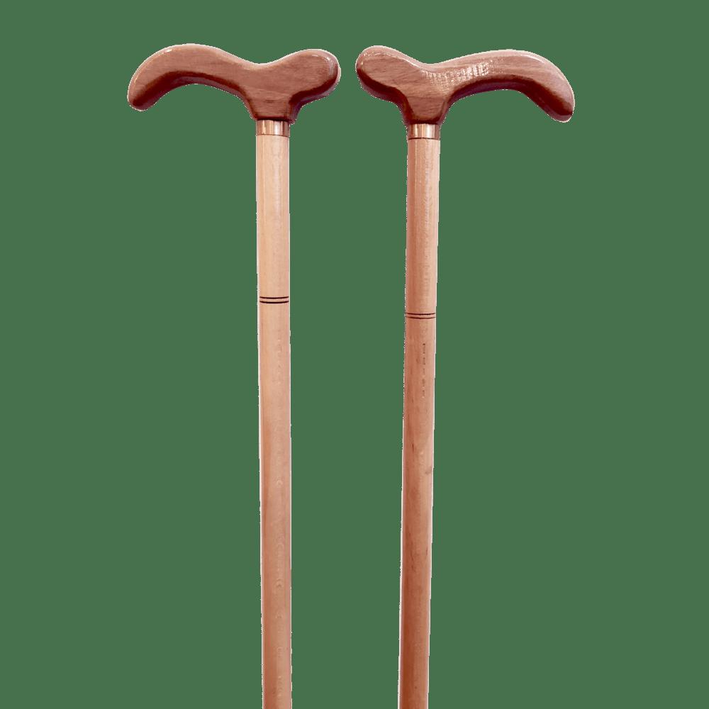 Metsovitiko natural beech stick