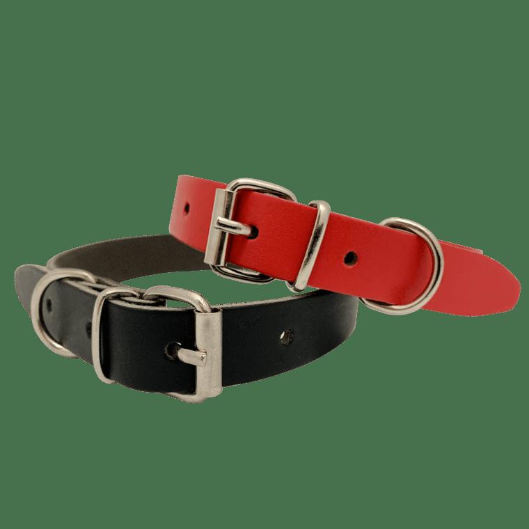 Περιλαίμιο σκύλου Δερμάτινο